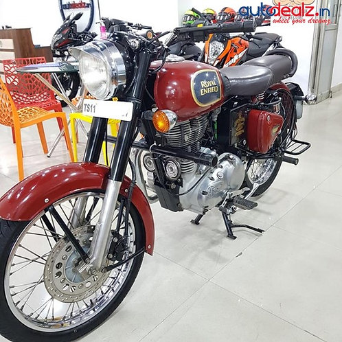 Royal Enfield Classic 350 BSIV