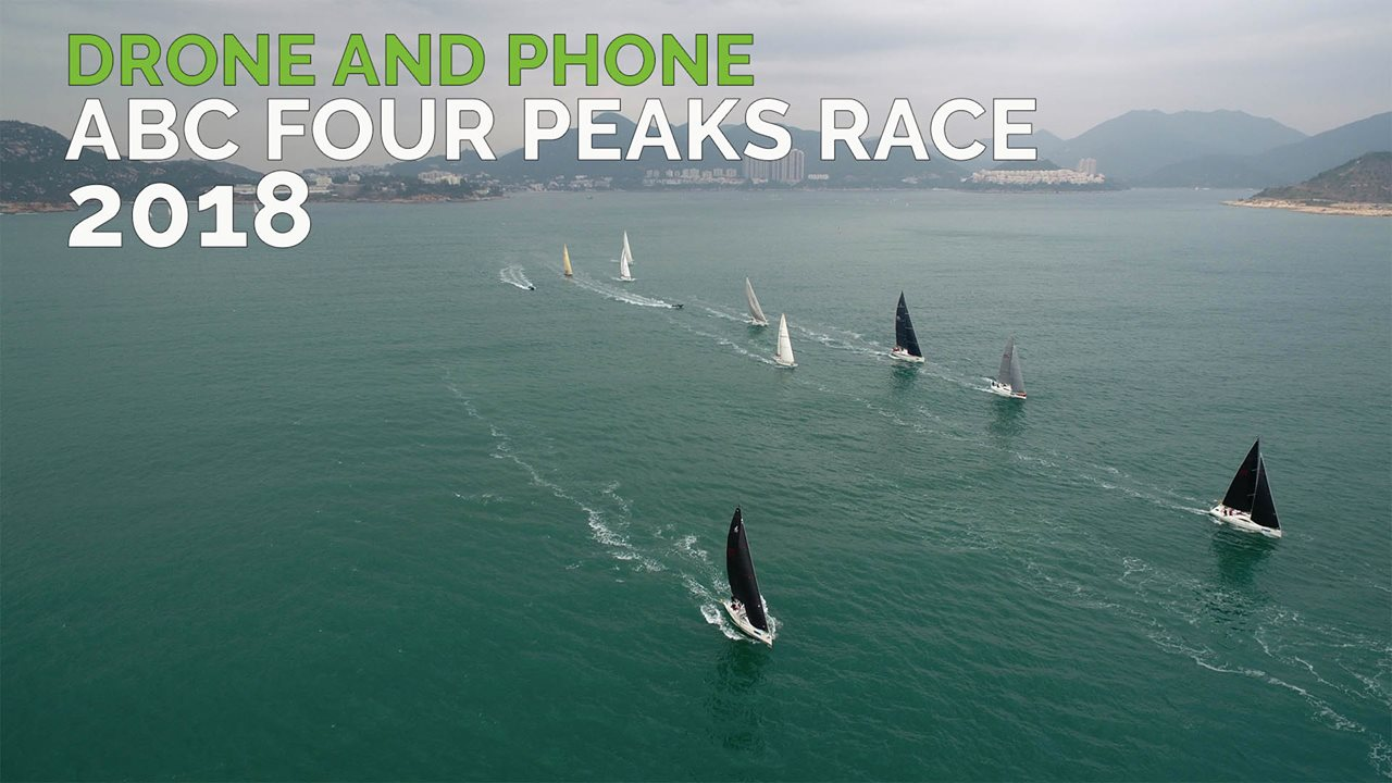 34th ABC Four Peaks Race in Hong Kong