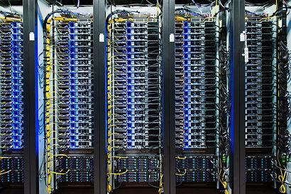 Объединение группы объектов в одну информационную сеть