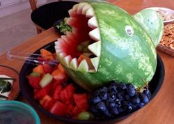 under the sea watermelon