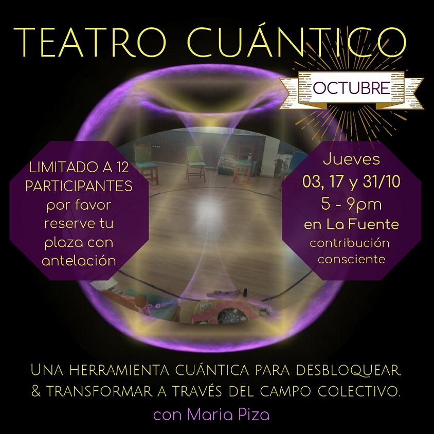 Teatro Cuántico - ¡última sesión!