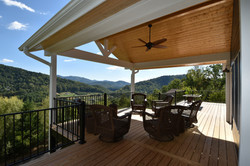 Covered Deck Addition