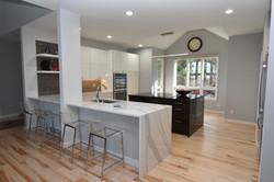 White Kitchen Remodel 2