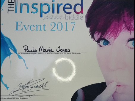 The Inspired Sam Biddle Event 2017