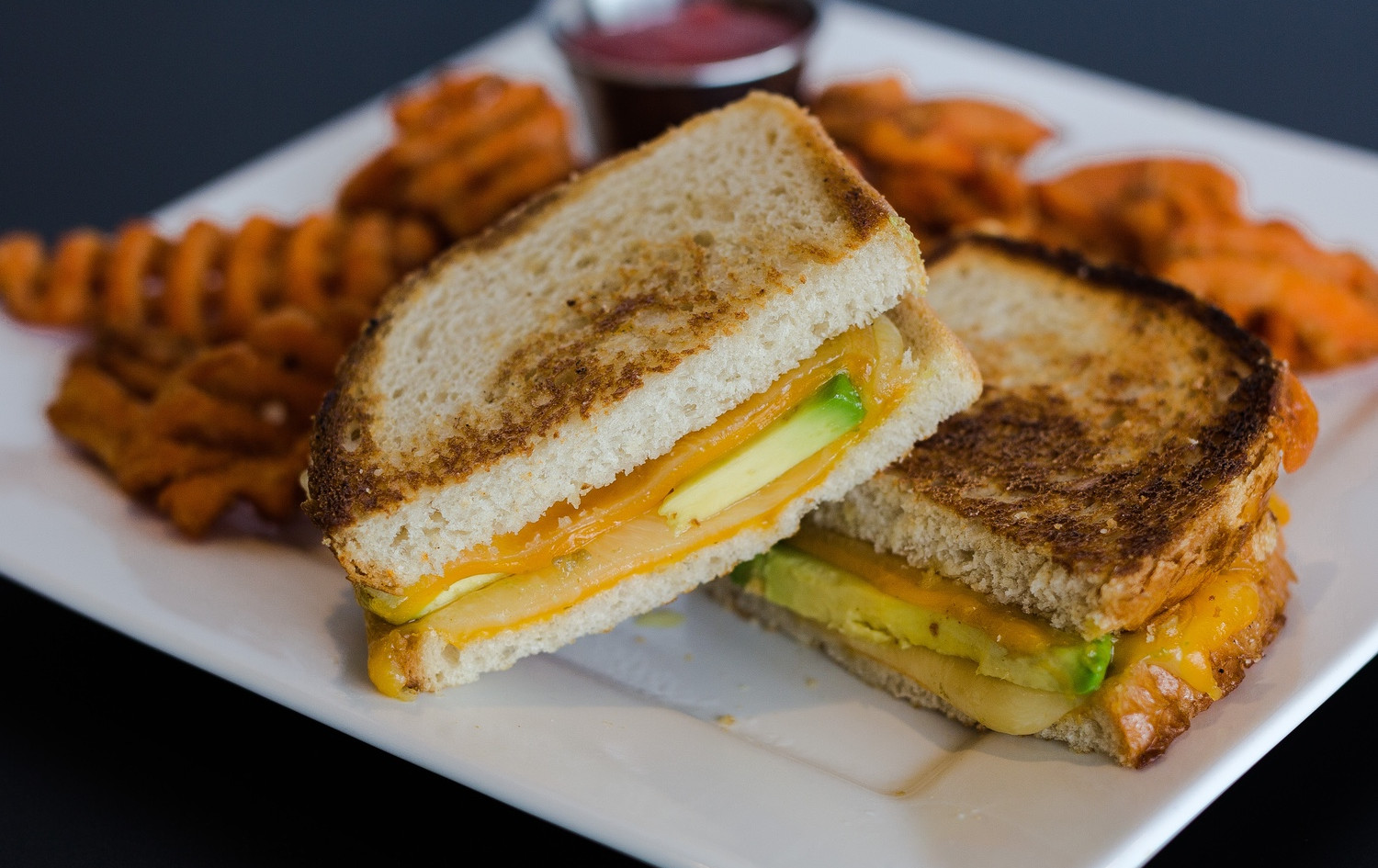 Hippie Grilled Cheese