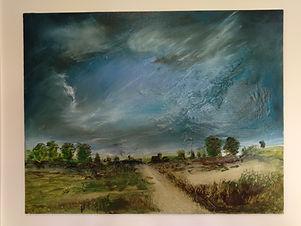 David Hazelton, Approach to Stoke Gabrie