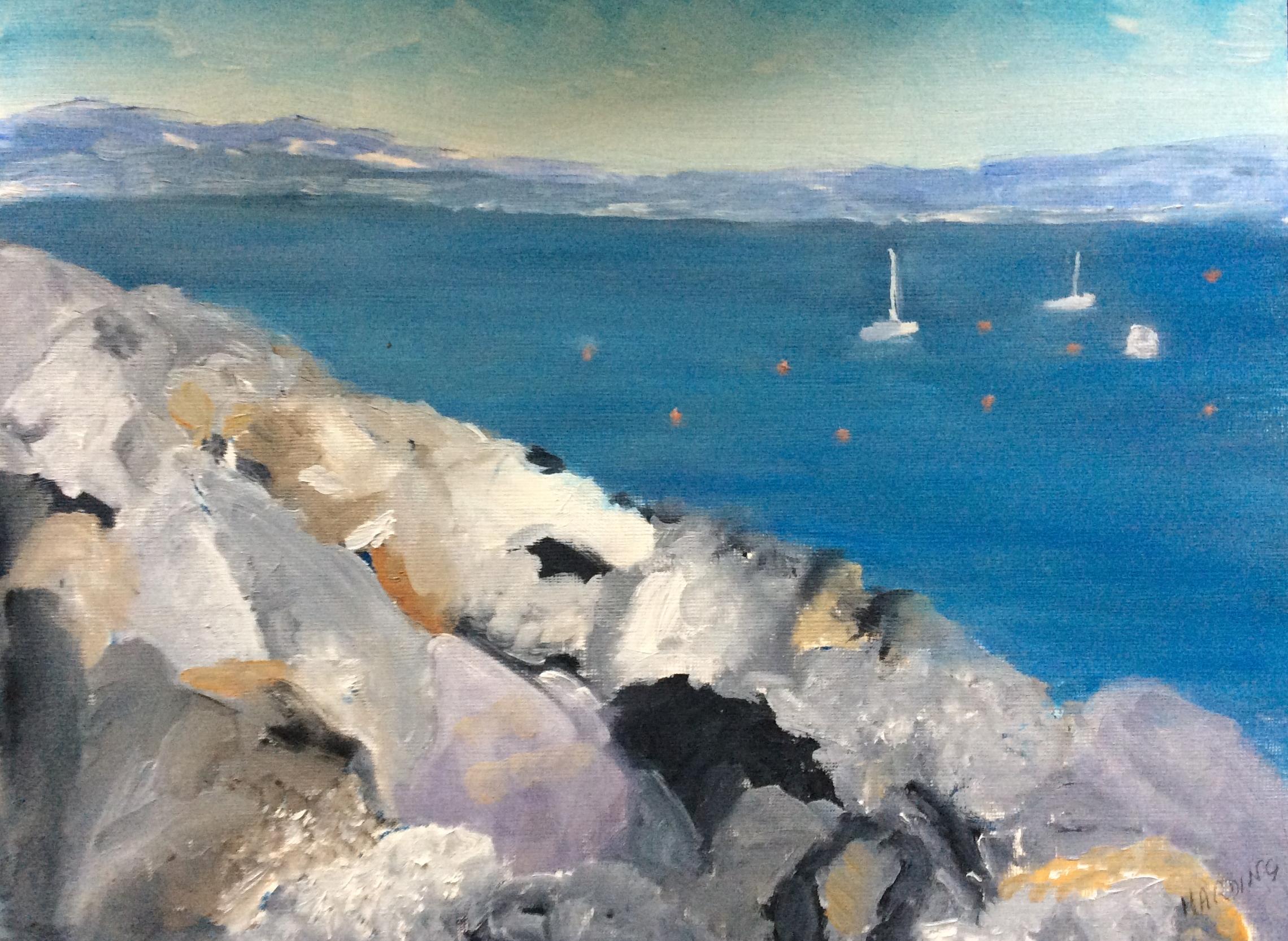 Cliffs, Torbay