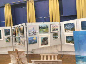 Scala Hall exhibition 2021