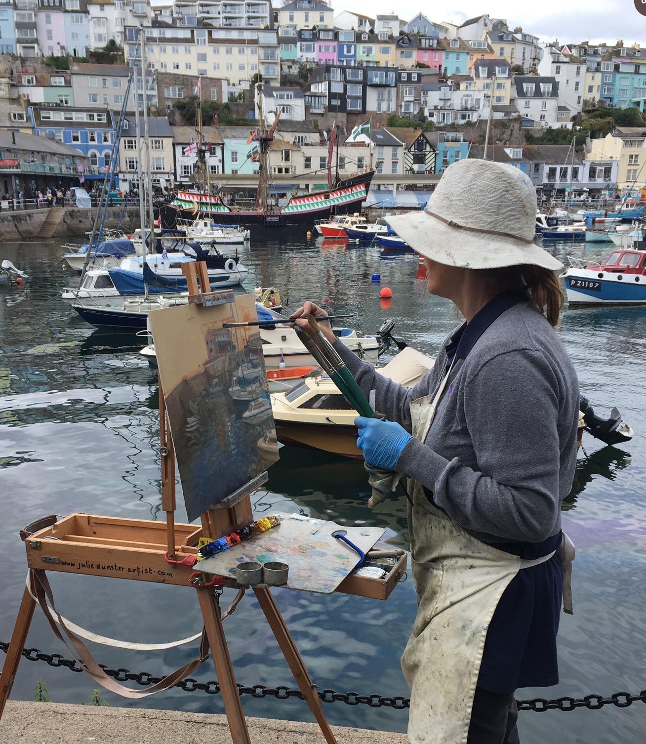 Julie Dunster Open Art Comp