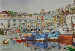 Brixham Inner Harbour