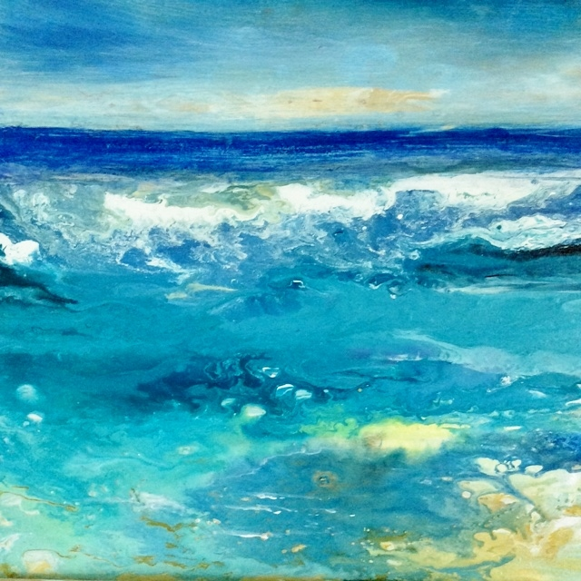 Julia Lee, Incoming Tide