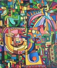 Derek Minton, Mind in Neutral Colour in
