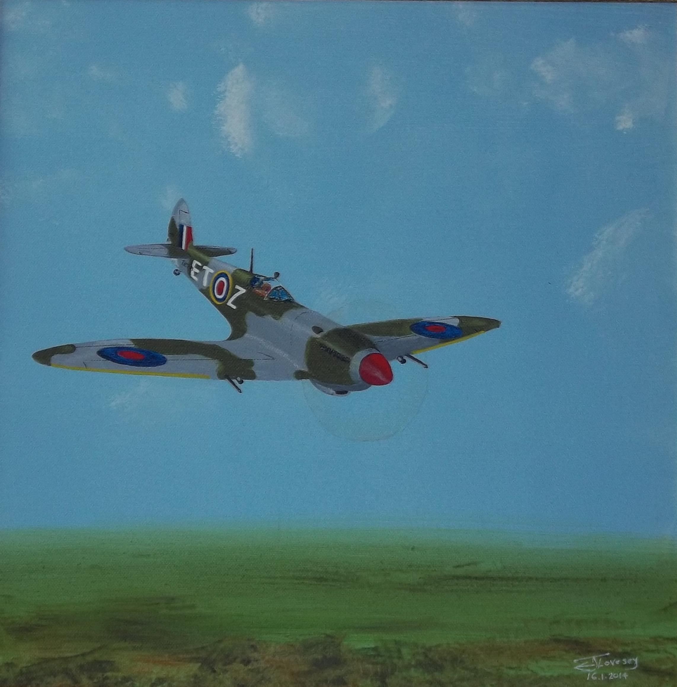 Spitfire 2014