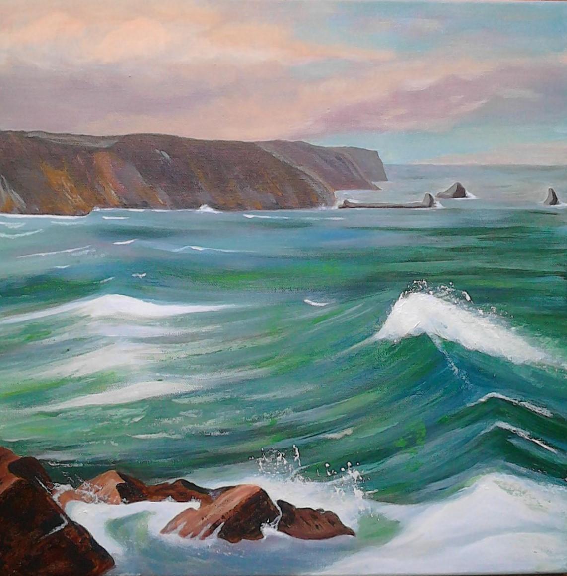 Coastal Scene, Torbay