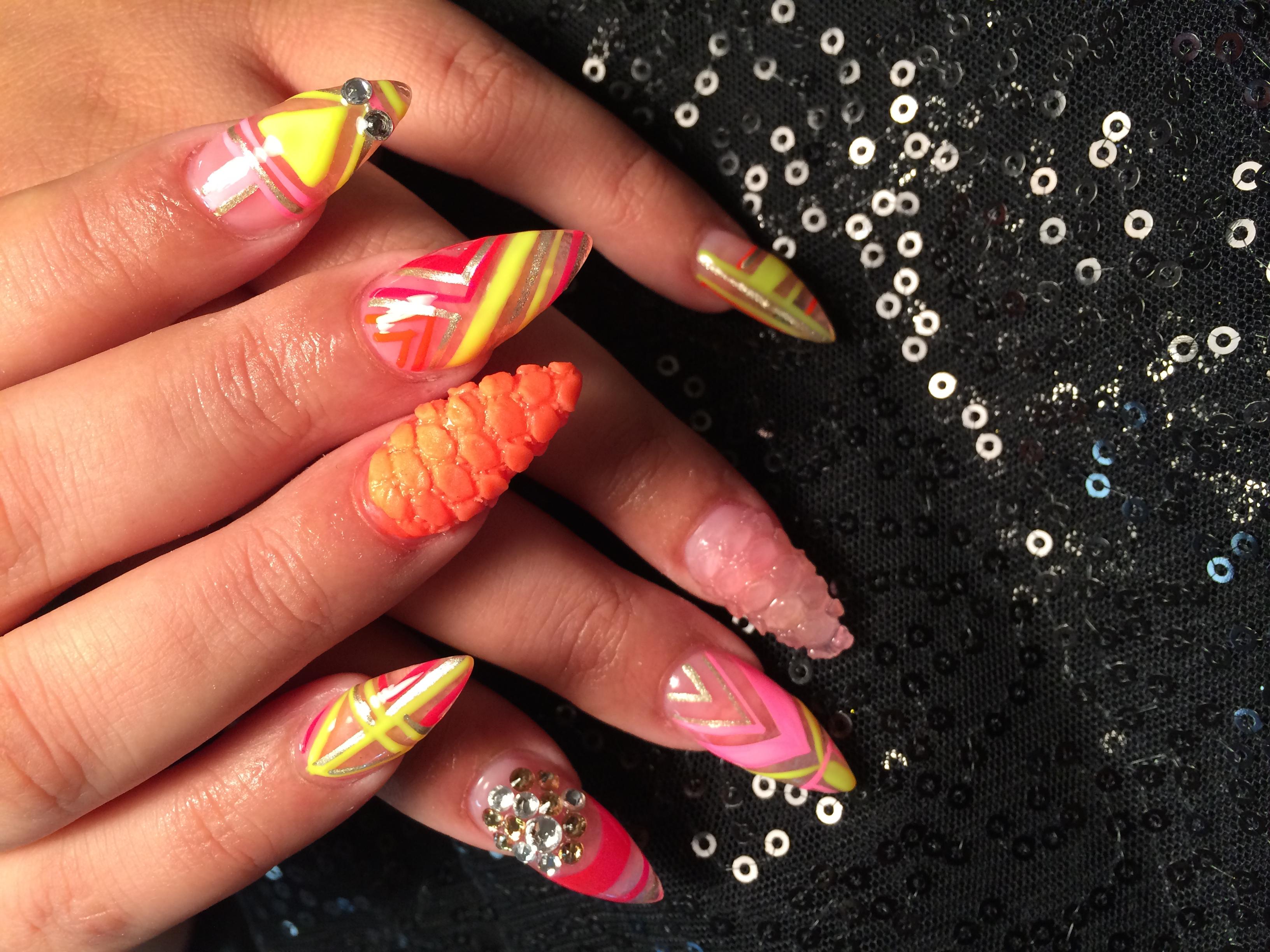 Nail Art 9