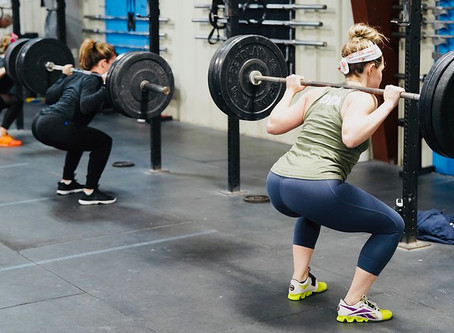 HOW TO BREATHE WHEN SQUATTING