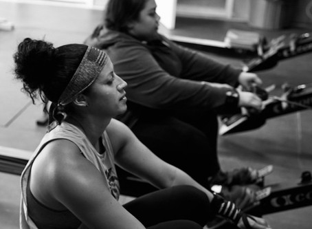 PERFECTING YOUR ROWING POSTURE