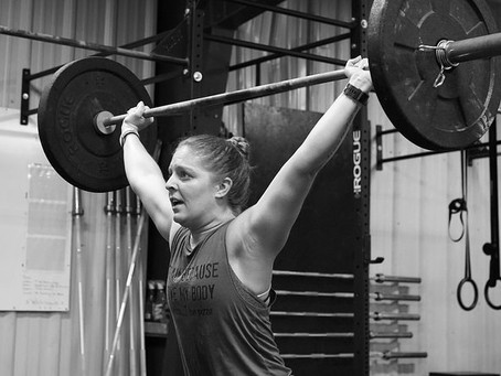 Maximize The Stability & Security of Your Snatch Overhead Position