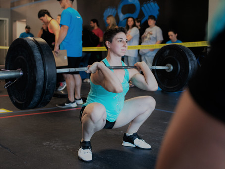 Beating Mental Blocks in the Snatch and Clean & Jerk