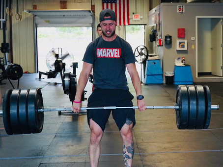 Touch and Don't Go? An Easy Answer for Your Deadlift Problem