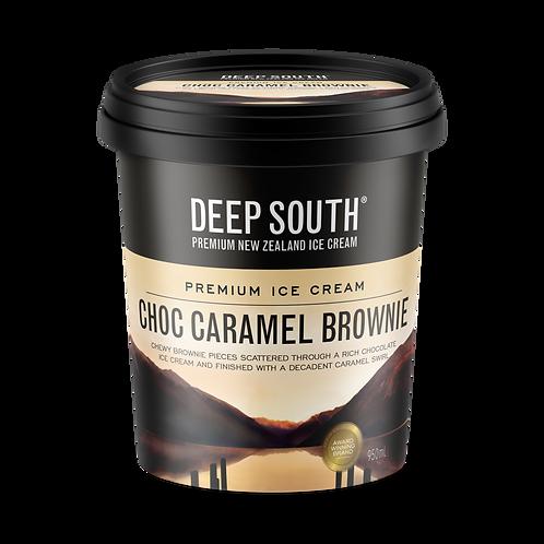Choc Caramel Brownie - 950ml