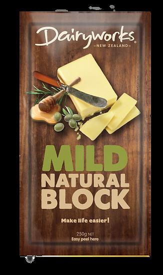 Mild Natural Block 250g