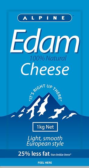 Alpine Edam Block 1kg / 500g