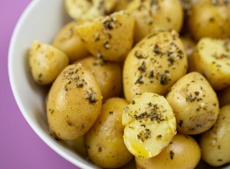 Dairyworks Garlic Butter Potatoes
