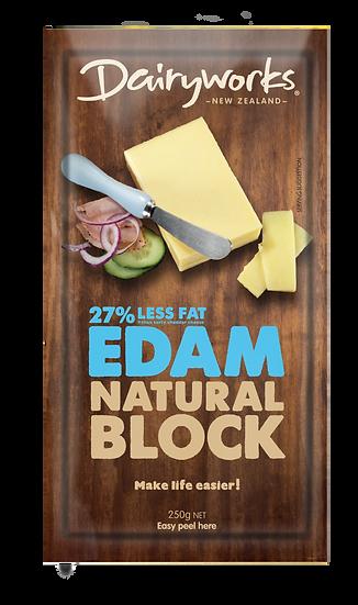 Edam Natural Block 250g