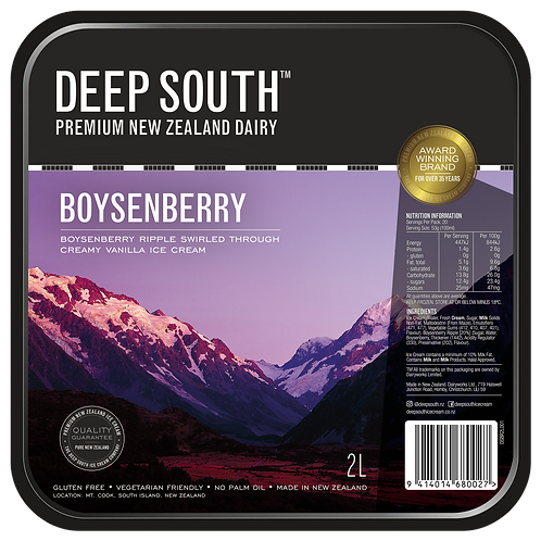 Boysenberry - 2L