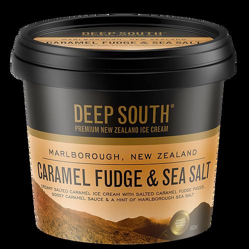 Caramel Fudge Sea Salt