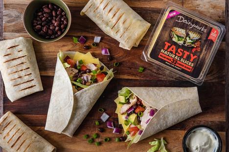 Bake me in Burrito