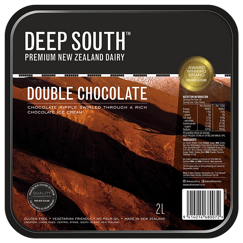 Double Chocolate - 2L