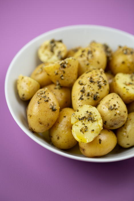 Dairyworks Garlic Potatoes