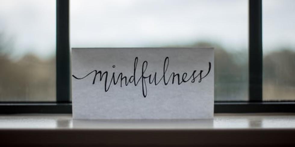 Mindfulness Afternoon Sat 25th Sept