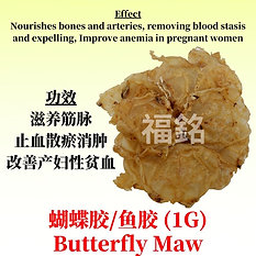 Butterfly Maw (1G)