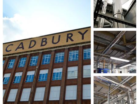 Flue Design, Supply & Install at Cadbury's World, Birmingham