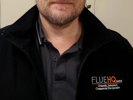 Flue HQ Limited welcomes Nathan Lawley, Project Manager