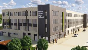 PRINCE ALBERT HIGH SCHOOL - PROJECT COMPLETE