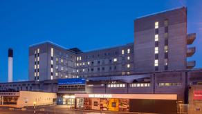 DERRIFORD HOSPITAL - COMMECIAL FLUE SYSTEM - ORDER RECEIVED