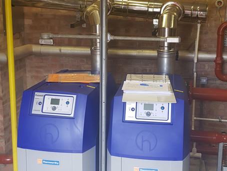 Daventry Condensing Flue System