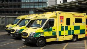 LONDON AMBULANCE SERVICE - COMMERCIAL FLUE SYSTEM - ORDER RECEIVED