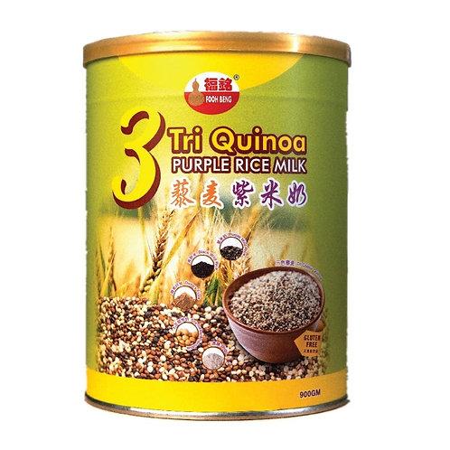 【Hot Sale】Tri Quinoa Purple Rice Milk (900G)