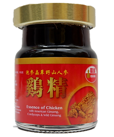 Essence Of Chicken With American Ginseng & Cordyceps (6cans x 70ml)