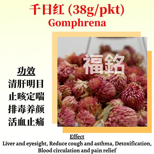 Gomphrena (37.5G / PKT)