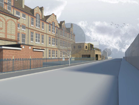 Ranelagh Primary School, Stratford - Commercial Flues