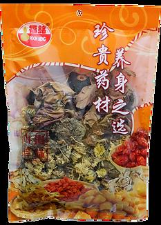 Jia Liao Wu Hua Herbal Tea (100g ± / pkt)