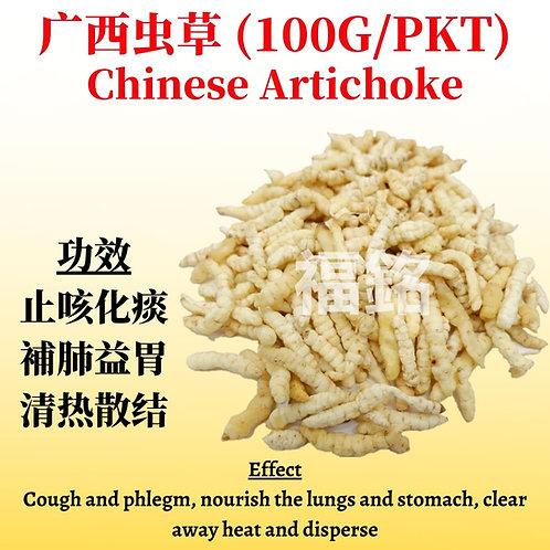 广西虫草 (100G/PKT) CHINESE ARTICHOKE