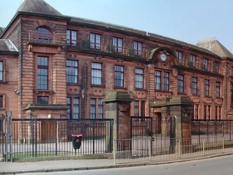 Hamilton Grammar School secured by Flue HQ Limited
