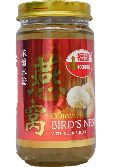 Concentrated Bird's Nest With Rock Sugar (150ml)